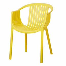 2017 hot selling good price plastic dining chair T821 from Zhilang Furniture Co.,Ltd