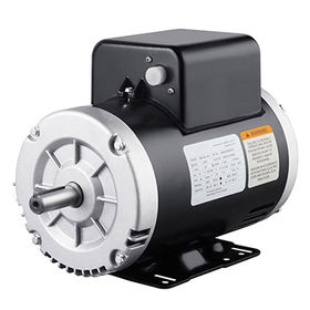 NEMA Air compressor motor, Capacitor Start and Capacitor Run, Drip-proof, 1.15 Service Factor from Cixi Waylead Electric Motor Manufacturing Co. Ltd