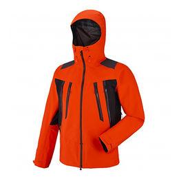 China Men's Softshell Waterproof Jacket
