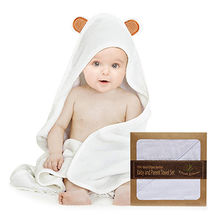 China Hooded towel 100% Cotton Hooded Towel