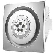 China LED Lighting Exhaust Fan