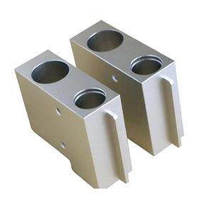 China Customized High Precision Hardware Aluminum CNC Machining Electrical Parts