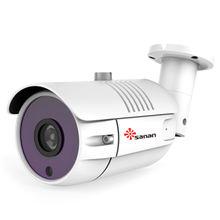 H.265 2/4/5/8MP waterproof bullet IP CCTV camera optional PoE audio TF card from Shenzhen Sanan Technology Co. Ltd