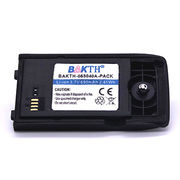 Lithium-ion battery pack 053040A 1S1P 3.7V 650mAh for mobile communication devices from Shenzhen BAK Technology Co. Ltd