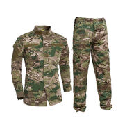 China New Design Customized Military Suit Army Clothing for Men with Dispersible Vat Dyes