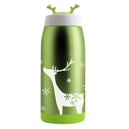 China Antlers stainless steel thermos