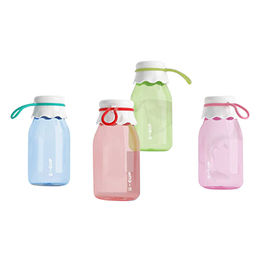 China plastic water bottle mike bottle