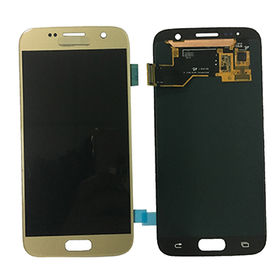 OEM LCD screen digitizer assembly for Samsung Galaxy S6 from Anyfine Indus Limited
