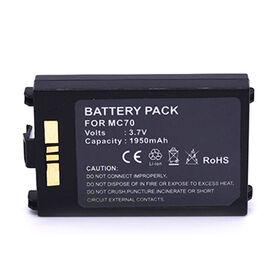 Lithium-ion polymer battery pack, 3.7V 1950mAh for portable scanner from Shenzhen BAK Technology Co. Ltd