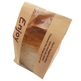 China Paper bread bag