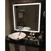 Bathroom mirror led light manufacturers china bathroom mirror led china ip44 led backlit bathroom mirror aloadofball Image collections
