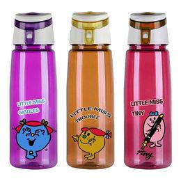 China Plastic Water Bottles