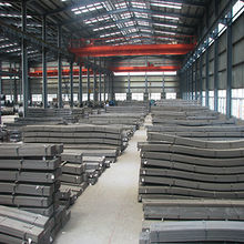 China High tensile steel flat bars
