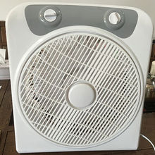 China 12 inch box fans