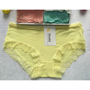 b322629601 Women s briefs plain and low waist lace girls  underwear from Quanzhou  Creational Accessories Co.