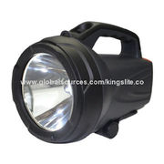 Hong Kong SAR High-power 10W outdoor handheld LED work light, 850 lumens, rechargeable, tail blinking
