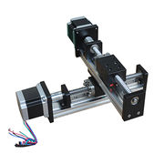 Ball Screw Motorized XY Linear Stage with Stepper Motor