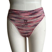 China Seamless Spacedye and Hollow Out Brief