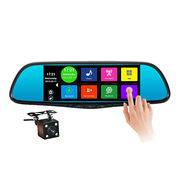 China Android Security Car Rear View Camera System, Mirror Monitor Driving Recorder 1080p Night Vision