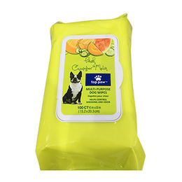 China All purpose pet care pet wipes