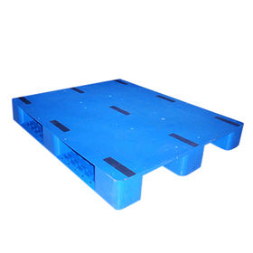 China HDPE solid surface plastic pallet 1200x 1165x150mm