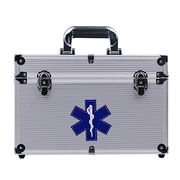 China First aid aluminum portable medicine boxes family medicine kit boxes