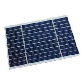6V 2W Portable Photovoltaic Solar Panel from Shenzhen Juguangneng Science & Technology Co. Ltd