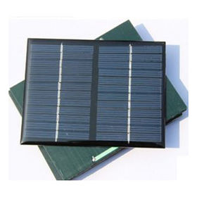 1.5 Epoxy Resin Solar Panels from Shenzhen Juguangneng Science & Technology Co. Ltd
