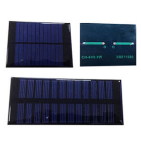 0.8 Epoxy Resin Solar Panels from Shenzhen Juguangneng Science & Technology Co. Ltd