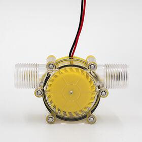 China Small water flow hydro generator turbine generator hydroelectric micro hydro generator for DIY