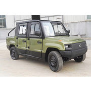 4-door 4-seat electric pickup 72V/5kW truck 80kmh, DOT and EEC approved from Weihai PTC International Co. Ltd