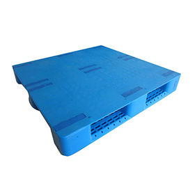China solid surface plastic pallet 1200x1000x150MM