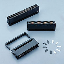 Taiwan 2.54mm Edge Card IDC Type With/Without Key