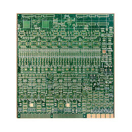 China HDI PCB with Laser Drill, Surface Finish of Immersion Gold, 1.60mm Thick, FR-4 with Middle TG