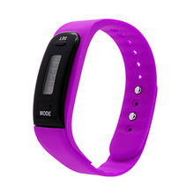 China Activity tracker with pedometer, distance track, calorie, step setting, weight setting from China