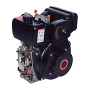 188F 10HP Diesel Engine, 4-stroke Air-cooled, Single Cylinder