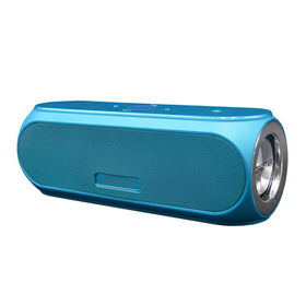 Hopestar factory Bluetooth speaker with touch control 4400mAh power bank function from Shenzhen Quality Of Life Technology Co. Ltd