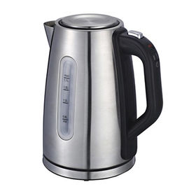 China 1.7L digital kettle SS kettle with 6 boiling temperature controls and 5 temperature warm keeping fun
