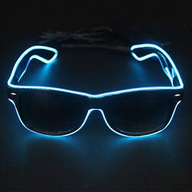 China EL Wire Glasses