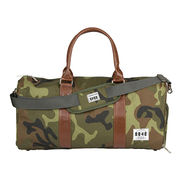 Hong Kong SAR Men's weekend duffel bags for daily and outdoor use, OEM & ODM orders welcomed