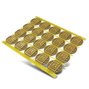 3-layer PCB with 2.0mm Thickness and FR4 Base Material from Full Years Technology Co., Ltd.