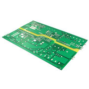Double-sided PCB with 1.6mm Thickness and FR4 Base Material from Full Years Technology Co., Ltd.