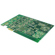 Multilayer PCB with Gold Finger and FR4 Base Material from Full Years Technology Co., Ltd.