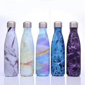 Cola bottle shape stainless steel vacuum flask Fuzhou King Gifts Co. Ltd