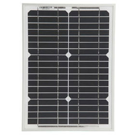 10W mono solar panel from Shenzhen Juguangneng Science & Technology Co. Ltd