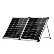 100W Monocrystalline Foldable Solar Panel from Shenzhen Juguangneng Science & Technology Co. Ltd