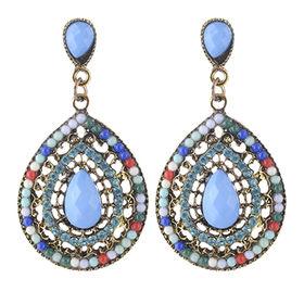 China Fashion beaded drop earrings