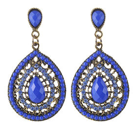 China Drop earrings