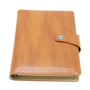 Wholesale A5 Real Leather Note Book, A5 Real Leather Note Book Wholesalers