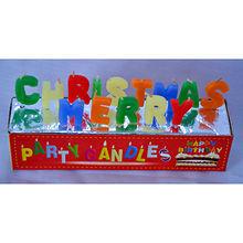 Vietnam Merry Christmas Box Candle